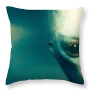 For Betty And Barney Hill Throw Pillow