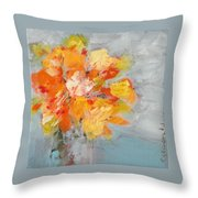For Kind Karin Throw Pillow