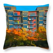 For Lease Throw Pillow