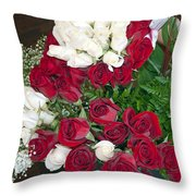 For My Loving Wife Throw Pillow