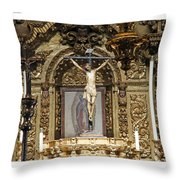 For Our Sins Throw Pillow
