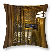 For Service Ring Bell Gct Throw Pillow