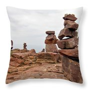For The Druids Throw Pillow