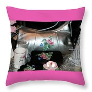 For The Lady In Your Life Throw Pillow