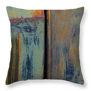 For The Love Of Rust IIi Throw Pillow