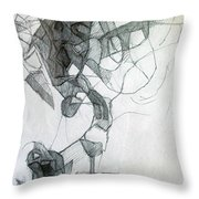 For The Sake Of Information 1 Throw Pillow