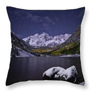 For Whom The Bells Toll Throw Pillow