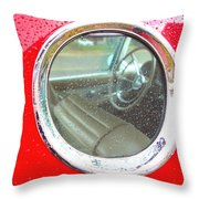 Ford 6 Throw Pillow