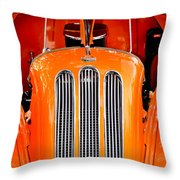 Ford Anglia Classic Throw Pillow