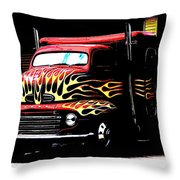 Ford Coe. Throw Pillow