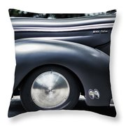 Ford Deluxe Throw Pillow