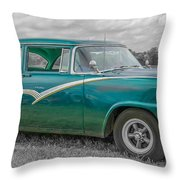 Ford Fairlane  7d05219 Throw Pillow