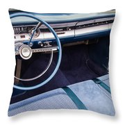 Ford Falcon Futura Interior Throw Pillow