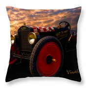 Ford Hot Rodney Special Throw Pillow