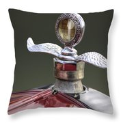 Ford Modell T Ornament Throw Pillow by Heiko Koehrer-Wagner