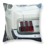 Ford Mustang Gt 350 Throw Pillow