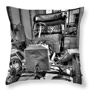 Ford Parts Throw Pillow
