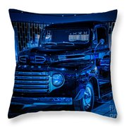 Ford Pickup Throw Pillow