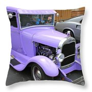 Ford - Ppe Throw Pillow