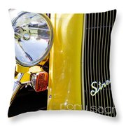 Ford Roadster - 1932 Throw Pillow