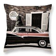Ford Ventura 2 Throw Pillow