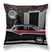 Ford Ventura Throw Pillow