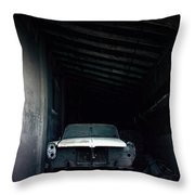 Foresaken Throw Pillow