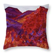 Forest Fantasy By Jrr Throw Pillow