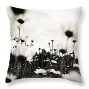 Forever Field  Throw Pillow