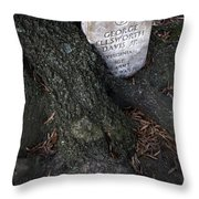 Forever Guarded Throw Pillow