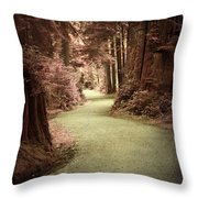 Forever In Dreams Throw Pillow