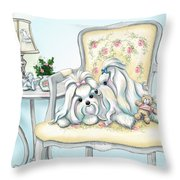 Forever In Love Throw Pillow