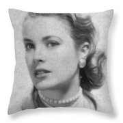 Forever In Our Hearts Throw Pillow