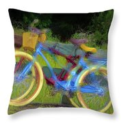 Forever Together Throw Pillow