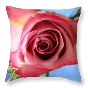 Forever Valentine Throw Pillow