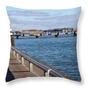 Forget You Not Throw Pillow