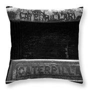Forgotten Equipment  Throw Pillow