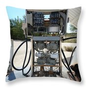 Forgotten Wild West Throw Pillow