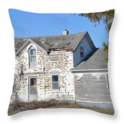 Forlornness Throw Pillow