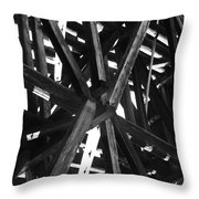 Form And Function 4 Throw Pillow