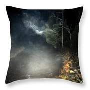 Form Follows Thought Throw Pillow