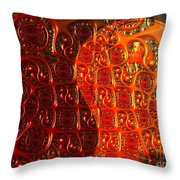 Formation Of Mind Throw Pillow