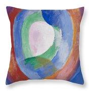 Formes Circulaires Throw Pillow