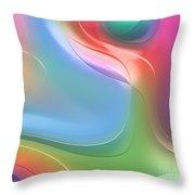 Formes Lascive - 5469 Throw Pillow