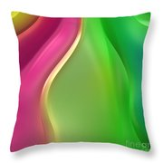 Formes Lascives - 432 Throw Pillow