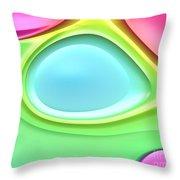 Formes Lascives - 667c Throw Pillow