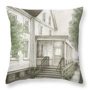 Fort Baker Throw Pillow