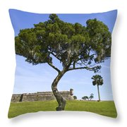 Fort It Tude 2 Throw Pillow