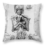 Fort Mifflin, 1777 Throw Pillow