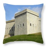 Fort Trumbull Throw Pillow